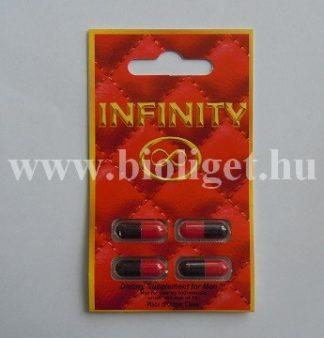 infinity kapszula
