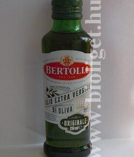 bertolli extra szűz olívaolaj