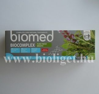 biomed biocomplex fogkrém