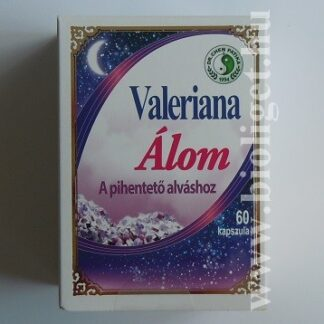 valeriana álom kapszula