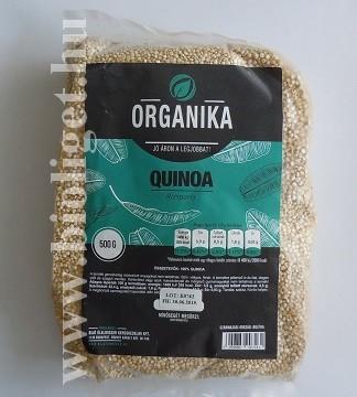 organika quinoa