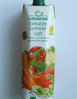 grünfink zöldséglé