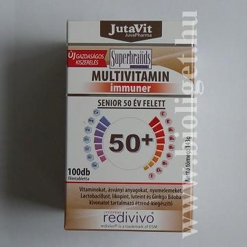 multivitamin senior