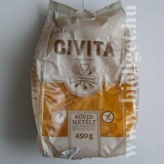 civita rövid metélt