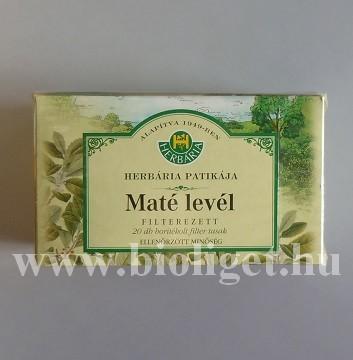 herbária mate tea