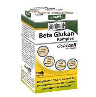 beta glukan komplex