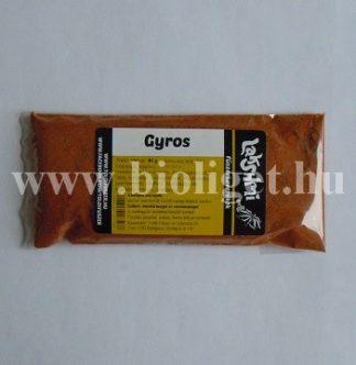 gyros fűszerkeverék