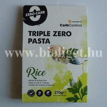 triple zero pasta rizs