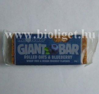 Ma Baker kék áfonyás zabszelet