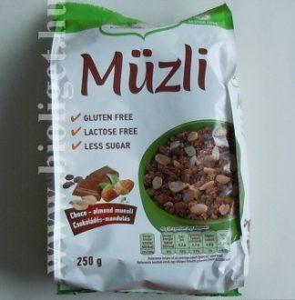 Cerbona csokoládés gluténmentes müzli