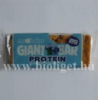 Ma Baker protein zabszelet kékáfonyás