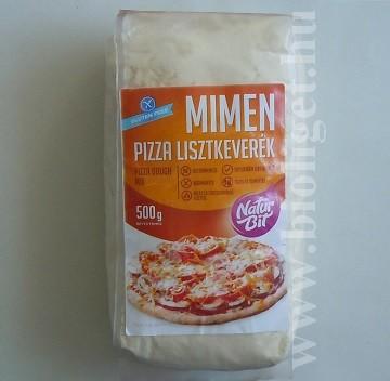 Mimen pizza lisztkeverék