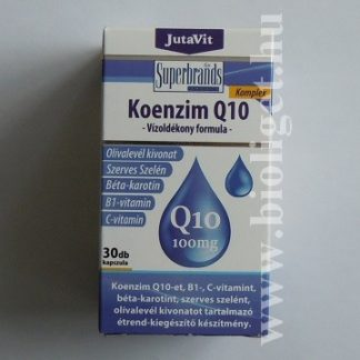 vízoldékony koenzim Q10