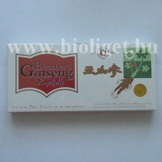 Eleuthero ginseng ampulla