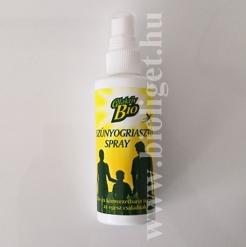 galaktívbio szúnyogriasztó spray