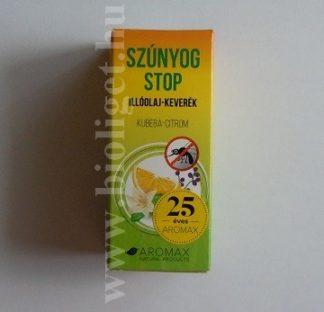 aromax szúnyog stop illóolaj