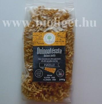 quinoa tészta orsó