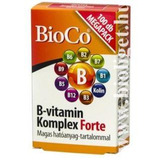 B-vitamin komplex forte