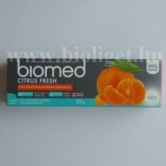 Biomed citrus fresh fogkrém