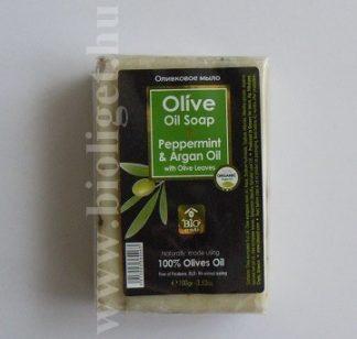 görög oliva szappan borsmenta