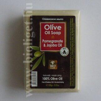 görög oliva szappan gránátalma