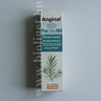 Anginal teafaolajos szájspray