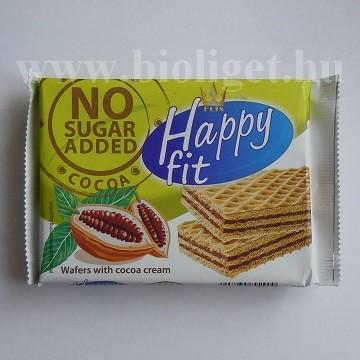 Happy fit cukormentes kakaós nápolyi