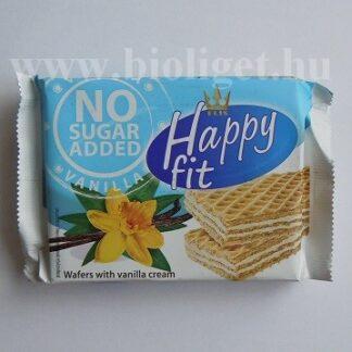 Happy fit cukormentes vaníliás nápolyi