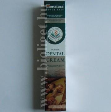 Himalaya ajurvédikus fogkrém szegfűszeggel