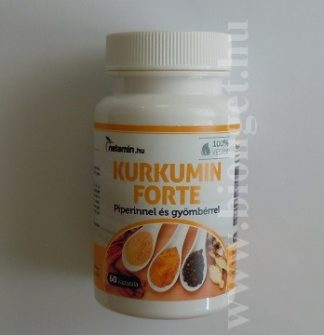 Kurkumin Forte kapszula