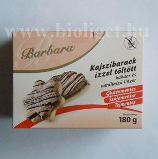 Barbara kajszibarack ízzel töltött linzer