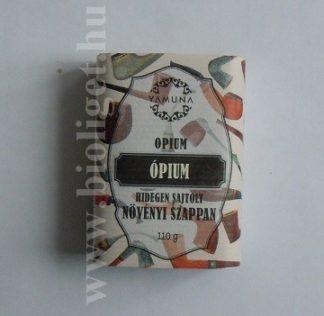 ópium szappan