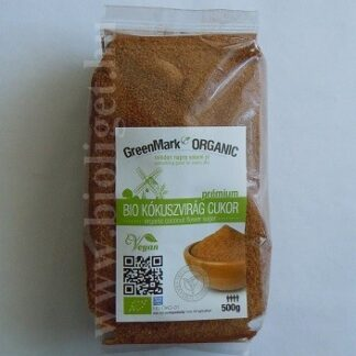 bio kókuszvirág cukor
