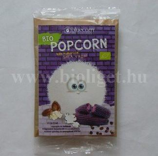 bio popcorn kék kukoricából