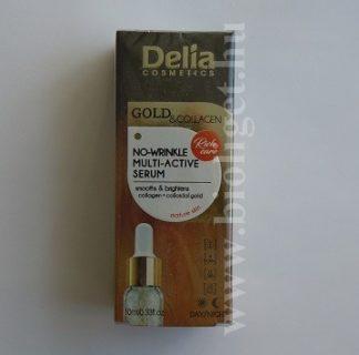 Gold Collagen multi-aktív ránctalanító szérum