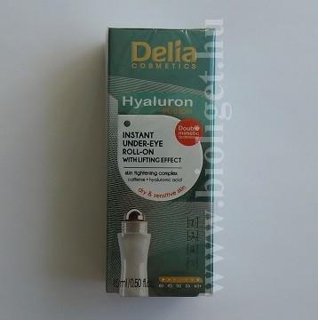 Hyaluron Fusion szemkörnyékápoló roll on