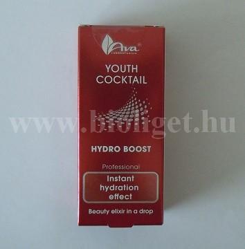 expressz hidratáló fiatalság koktél hialuronsavval