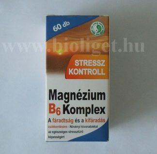 Stressz kontroll Magnézium B6