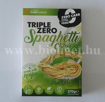 zéró kalóriás spagetti