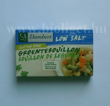 gluténmentes zöldségleves kocka