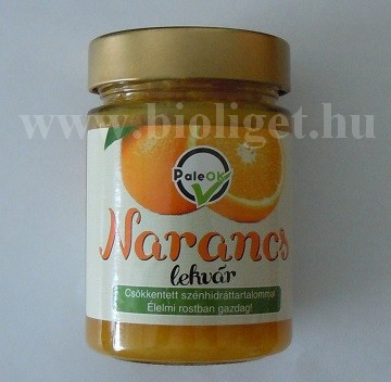 Dia-wellness narancs lekvár