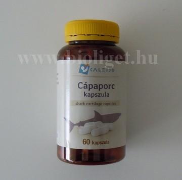 cápaporc kapszula