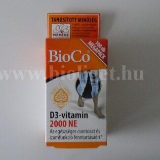 D3-vitamin 2000 NE
