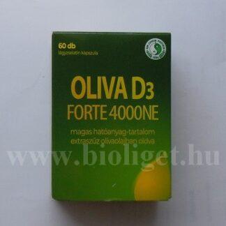 Dr. Chen Oliva D3 Forte kapszula