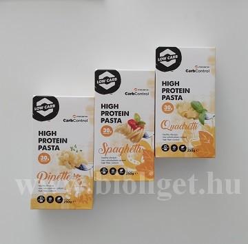 forpro magas fehérjetartalmú tészták