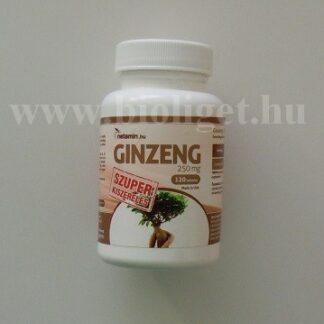 ginzeng tabletta