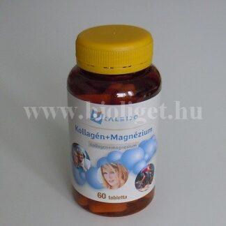 kollagén magnézium tabletta