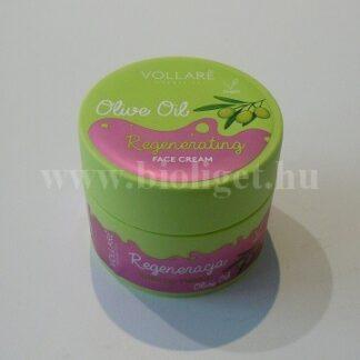 Vollaré olíva olajos bőrregeneráló arckrém