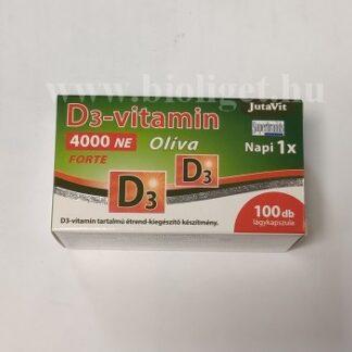 Oliva D3-vitamin 4000 NE