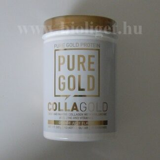 CollaGold narancs ízű marha és hal kollagén por - Pure Gold